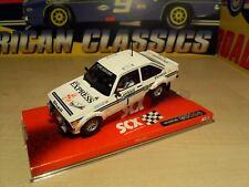 Scx 64320 Ford Escort MKII' 1977 Lombard RAC Rally' - totalmente Nuevo En Caja.