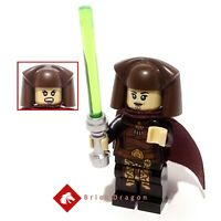 Lego Star Wars Luminara Unduli Jedi Kinght minifigure from 75151