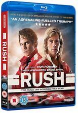 RUSH (2013) BLU-RAY - Chris Hemsworth - HUNT v LAUDA Formula 1 F1 Grand Prix NEW