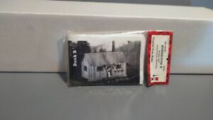 Campbell Scale Models HO Bunkhouse B Kit New