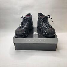 Air Jordan 14 Last Shot XIV OG 1999 Mens Black Varsity Red 136016-001 Sz 9 Rare