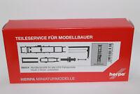 Herpa 084314  Abrollkinematik für alle LKW-Fahrgestelle H0 1:87 Neu in OVP
