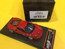 BBR MODELS BBRC165-1 - Ferrari 488 GTB 2015 Metallic Rosso Corsa