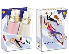 Mavala Miss Sporty Nail Polish Brand New Sorbet and Iceberg