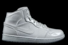 NEW Nike Air Jordan 1 Phat Retro Size 13 White Wolf Grey Carbon Fiber 364770-102