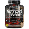 Muscletech Nitro Tech Whey Isolate + Lean Musclebuilder Cookies + Cream 3.97 lbs