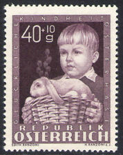 Single Austrian Stamp