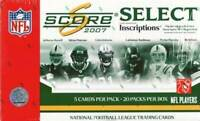 2007 Score Select Football Complete Your Set Pick 25 Cards From List