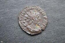 Ancient ROMAN ANT bronze MEDAGLIA DI victorinus 3rd secolo dopo Cristo MILANO MINT