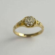 18 Carat Diamond Edwardian Fine Jewellery