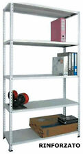 Shelf in Sheet Steel CMS 100x40x200 H 4 Shelves Shelving
