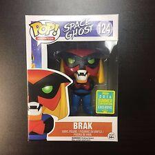 Funko POP Space Ghost Brak Summer 2016 Convention Exclusive Mint Box