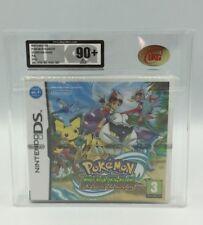 Nintendo DS Pokemon Ranger Custode segni PAL 2010 UKG 90+ MT GOLD!!!