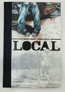 LOCAL - Hardcover - Brian Wood, Ryan Kelly - Graphic Novel - Oni Press