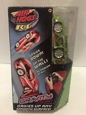 Spinmaster Air Hogs Zero Gravity Micro Car Green SUV Ch A - New In Box!