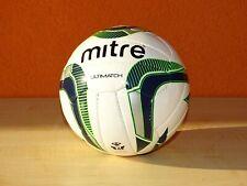 Mitre Iso England Match Replica Fußball Spielball Match Ball Gr.5 Football weiß