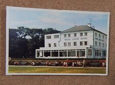 White lodge hotel Filey Yorkshire unposted  xc1