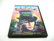 Charlie And The Chocolate Factory Dvd Full Screen (Gently Preowned)