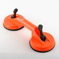 125lbs  Suction Cup Dent Remover Double Sucker Puller Lifter F/ Car Glas
