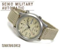 Montre SEIKO 5 Mécanique Automatique Militaire SNK803K2