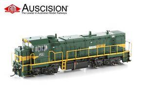 Auscision (P-14) P21 Freight Australia with PN Logos - HO Scale DC