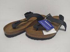 Birkenstock Men Women Cork Footbed Thong Sandals Unisex Flip Flops Size 40