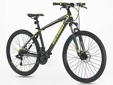 Mountain bike,Steel frame & Fork ,Front suspension ,Size 27.5 Inch, GREENWAY