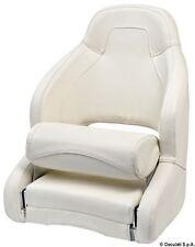 Sedile guida H52 RAL 9010 | Marca Osculati | 48.410.02