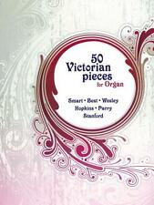 Various: 50 Victorian Pieces for Organ MAY1400364