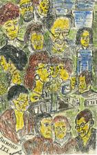 Contemporary (1980-Now) Illustration Art Original Art Prints