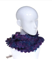 Charter Club Women's Purple Scarf Free Shipping