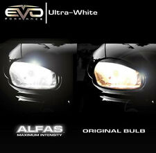 Evo Alfas Macimum H11 Intense White Headlight Halogen Bulb (Pair) 93445