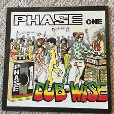 Revolutionaries Phase One 1 Dub Wise Hookim Roy Francis Mint LP