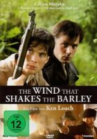 CILLIAN MURPHY - THE WIND THAT SHAKES THE BARLEY  DVD NEU LIAM CUNNINGHAM