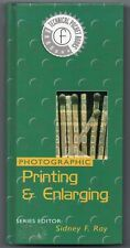 PHOTOGRAPHIC PRINTING and ENLARGING GUIDE