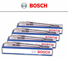 4 Candelette Bosch 0250203001 Alfa Romeo 147 156 1.9 2.4 JTDm 16V  2003 > 2010
