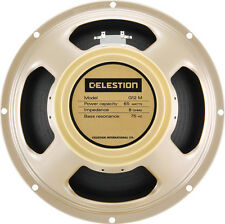 "Celestion G12M-65 CREAMBACK 8Ω 65W 75hz 12"" guitar speaker Made in UK t5864BWD"