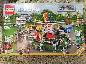 LEGO Creator Fairground Mixer 10244 Brand new