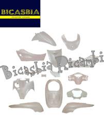 9655 KIT PLASTICHE CARENE HONDA SH300 SH I 300 BIANCO PERLA 2007 -> 2011 14 PEZZ
