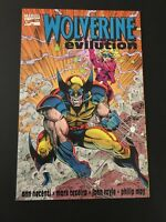 Wolverine Eviloution Trade TPB Graphic Novel 1st print Logan X-men Marvel