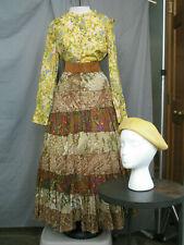 Victorian Dress Civil War Costume Edwardian Style Prairie Western