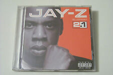 JAY-Z - BLUEPRINT 2.1 CD 2003 (ROC-A-FELLA) Rakim Dr Dre Kanye West Scarface