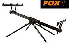 Fox Ranger Pod MK2 4er Rod Pod Rutenständer für 4 Karpfenruten zum Karpfenangeln