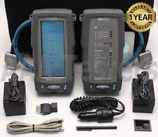 Agilent Wirescope 350 Cat5 Cat5e Cat6 Cable Certifier