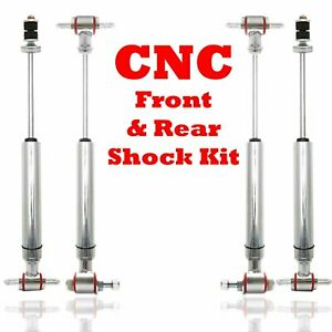 1968 - 1988 Oldsmobile Cutlass And Supreme Front & Rear Performance Shocks