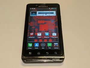 Motorola Droid Bionic XT875 Black 16GB Verizon Wireless 4G LTE Smartphone