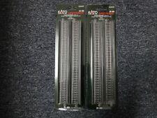 N SCALE KATO TRACK 20-400 VIA DUCT STRAIGHT TRACK