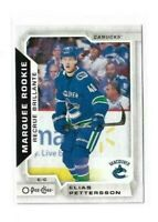 2018-19 O-PEE-CHEE #611 ELIAS PETTERSSON RC OPC ROOKIE CANUCKS