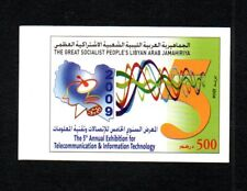 2009- Libya-5th Annual exhibition for telecommunication & information technology