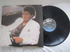 Michael Jackson - Thriller Original 82' SOUTH AFRICAN 1st Press No M.J.Credits